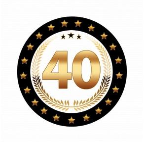 40 Jaar Huwelijkscadeau